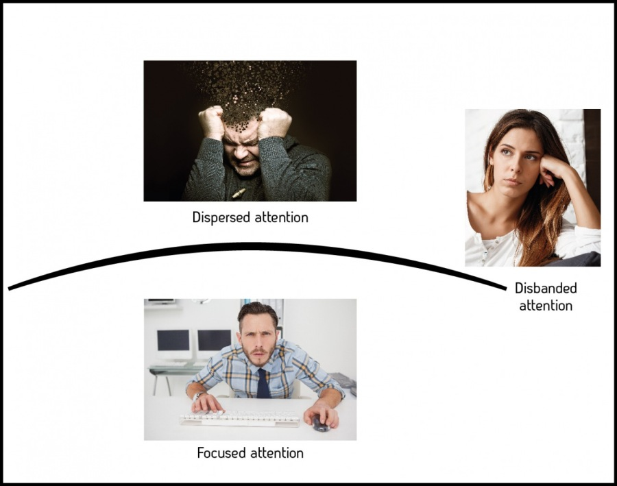 Dispersion of Attention- is it only an evil?