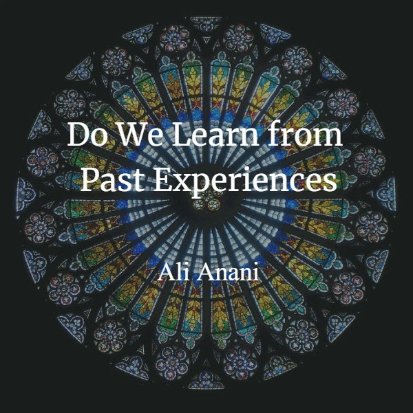 Do We Learn from Past Experiences?