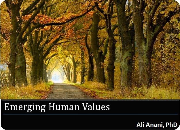 Emerging Human Values