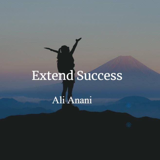 Extending success
