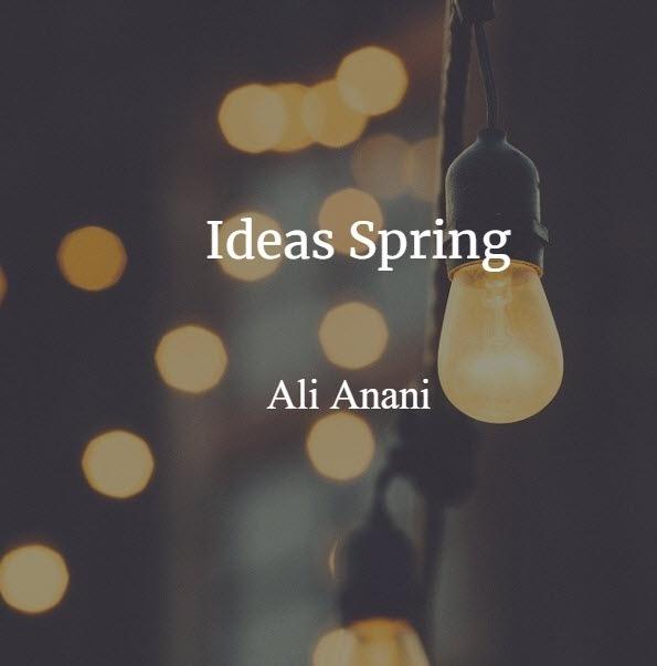 Ideas Spring