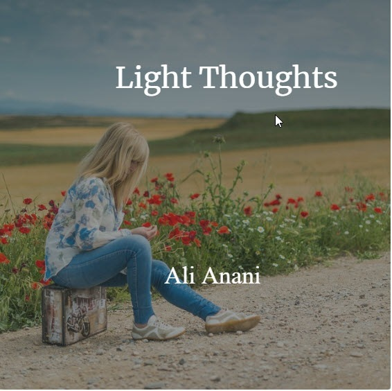 Light Thoughts