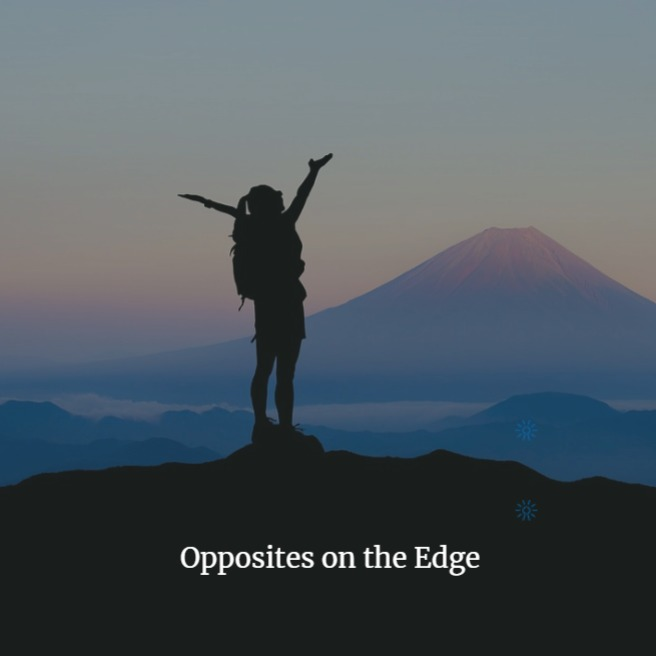 Opposites on the Edge