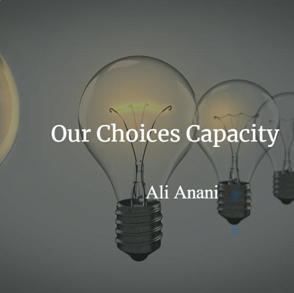 Our Choices Capacity