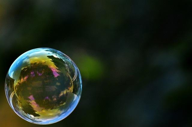 """""""Sound"""" Bubbles"""