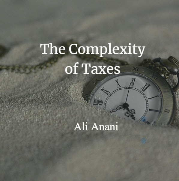 The Complexity of Taxes