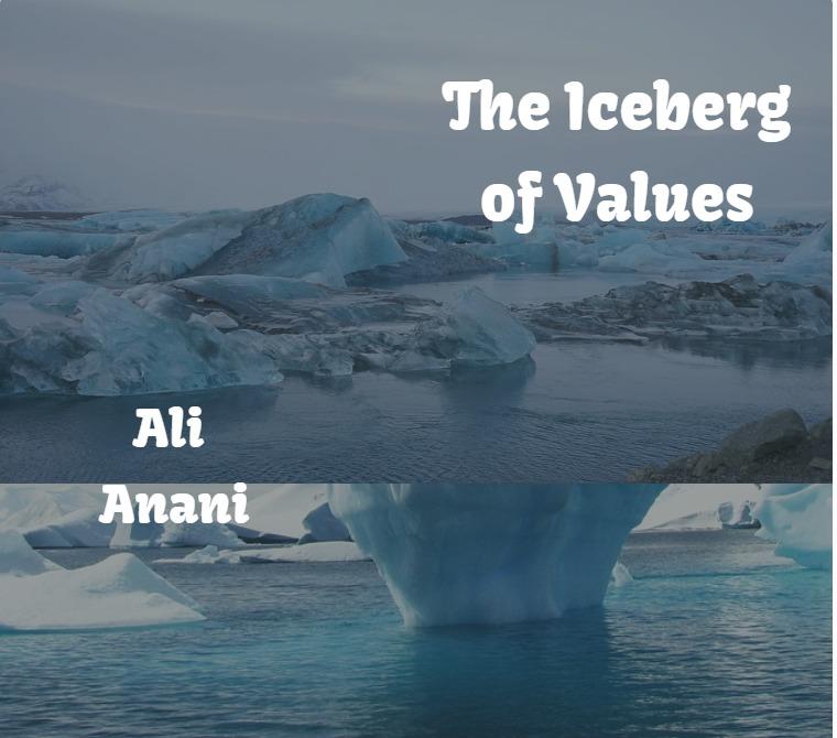 The Iceberg of Values