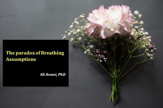 | The paradox of Breathing  5 op LEE TTL EY ro LYRE] 3 N