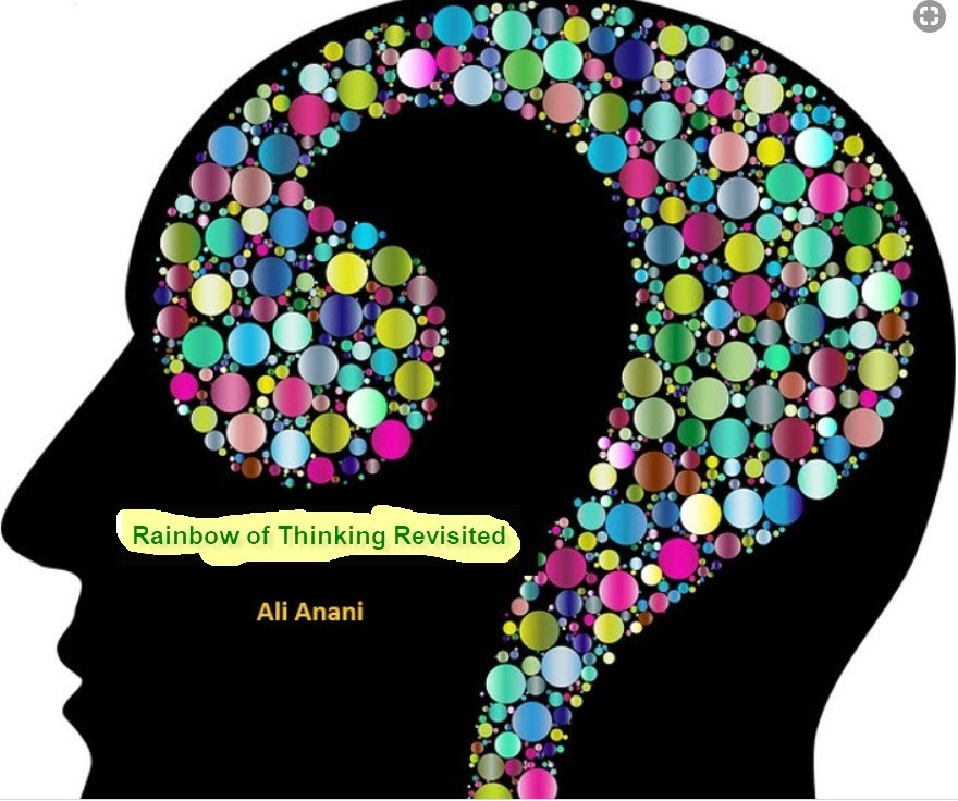 The Rainbow of Thinking Revisited