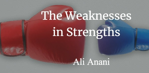The Weaknesses in Strengths