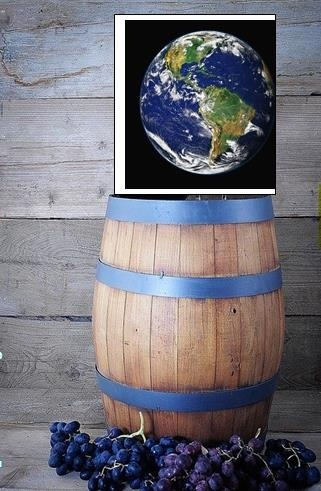 The World in a Barrel Metaphor