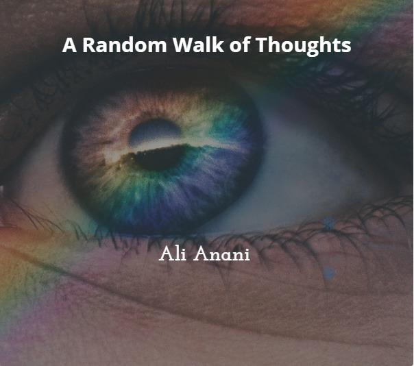 Un paseo aleatorio de pensamientos