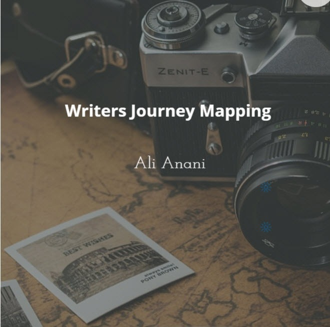 Writers Journey Mapping