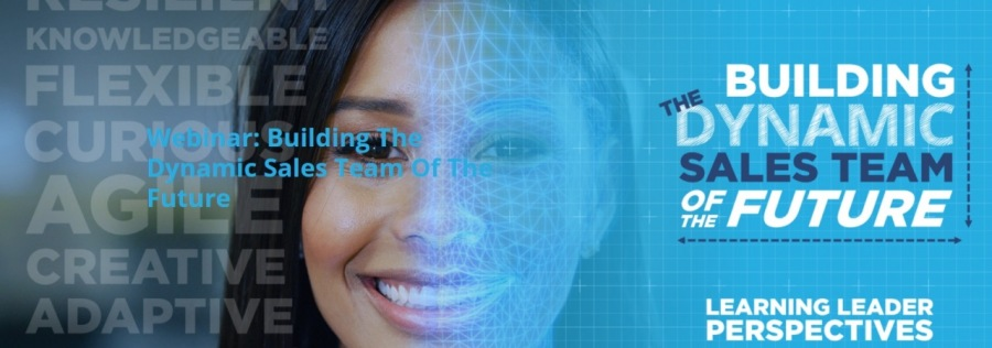 Building The Dynamic Sales Team Of The FutureKNOWLEDGE/  f . VE SALES TEAM |  +