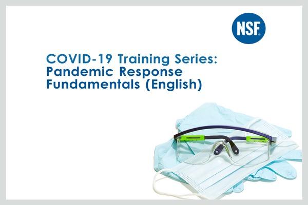 COVID-19 Training Series: Pandemic Response FundamentalsCOVID-19 Training Series: Pandemic Response Fundamentals (English)