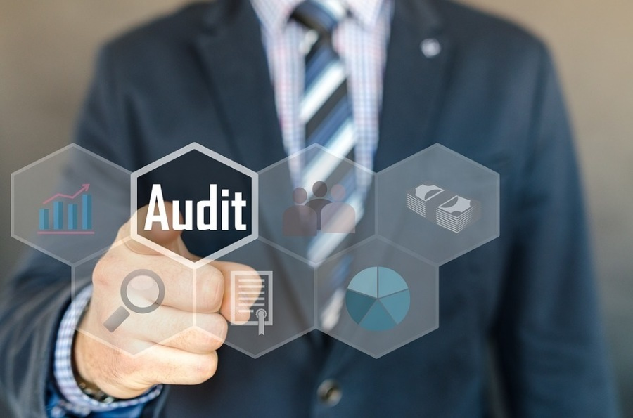 Foundations of GMP: Auditing