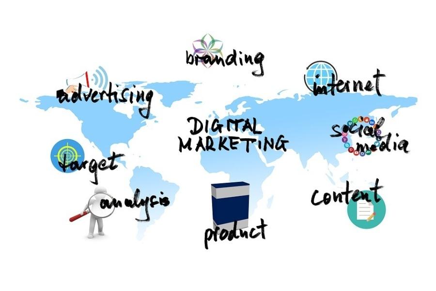 Four reasons why digital marketing is key for pharma firms in MENAtreading sabtbifre Gadernat  @® of MARKETING Bia ae i, 0