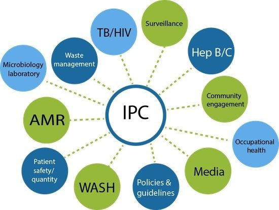Leadership and programme management in Infection Prevention and Control (IPC)