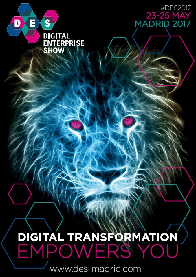 BOESZN/  MADRID 2017  DIGITAL TRANSFORMATION     www.des-madrid.com