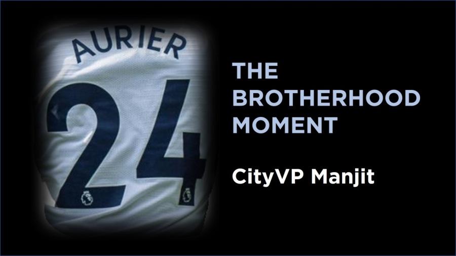 hls] BROTHERHOOD MOMENT  City VP Manjit