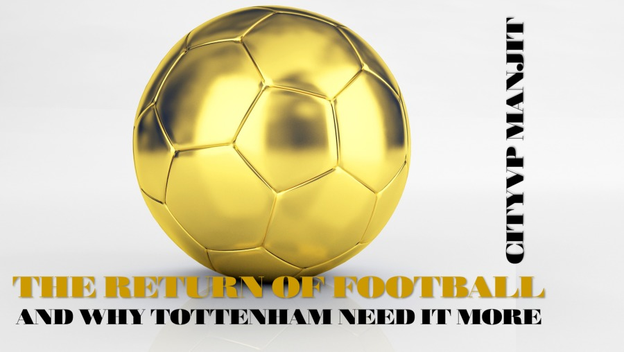 CITYVE MANJIT  THE - a ALL  AND WIN TOTTENHAM NEED IT MORE