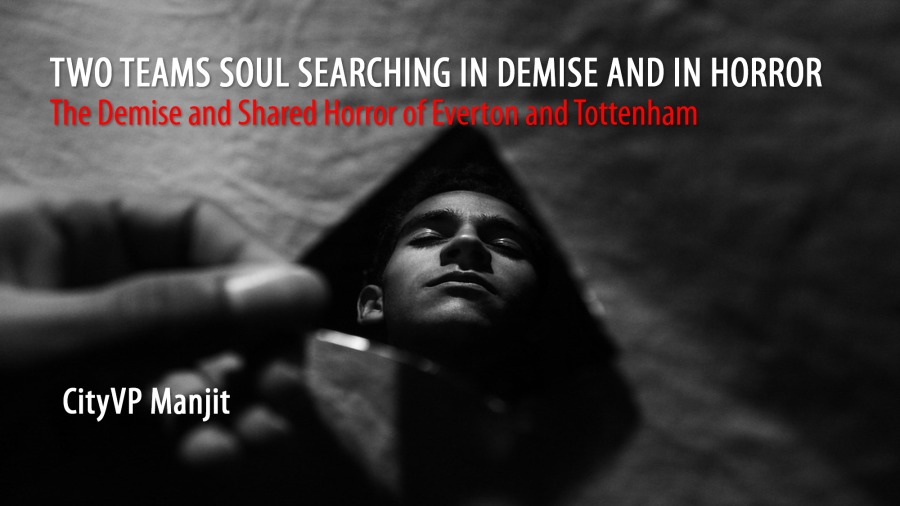 Two Teams Soul SearchingRCHING IN DEMISE AND IN HORROR<br /> <br /> = ¢<br /> (GULL €<br /> EE
