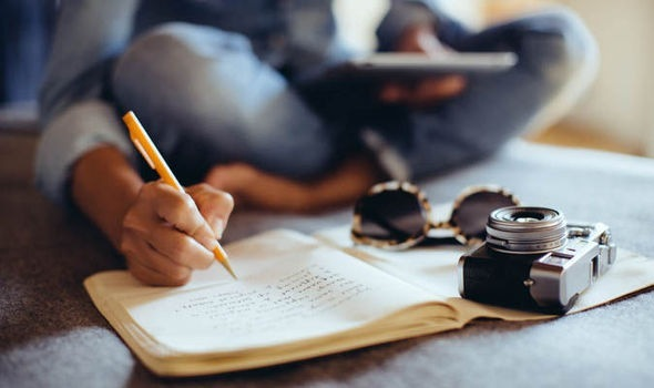 Benefits and threats of writing a diary