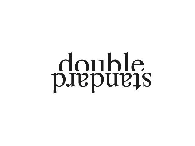 donble plepue)s