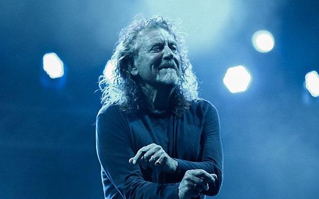 Make Your Mark, Like Robert Plant Did