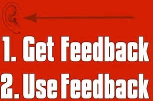 The messaging of an idea... working with feedback — PART 5