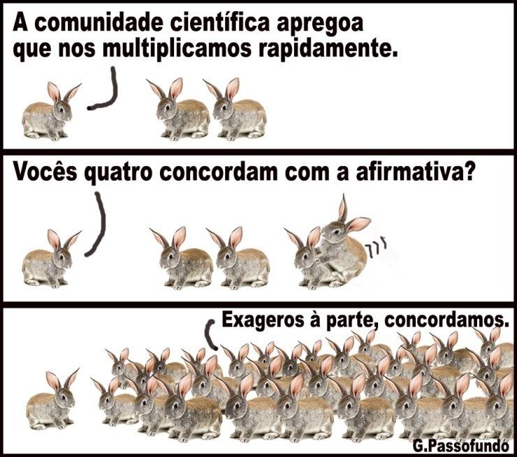 EnqueteA comunidade cientifica apregoa que nos ) rapidamente.  pp  > 20  Vocés Es concordam com a afirmativa?  = % 1's ww  Sor  Exageros a parte, cocersmet