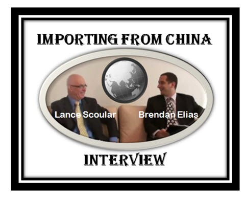 IMPORTING FROM CHINA  ere  INTERVIEW