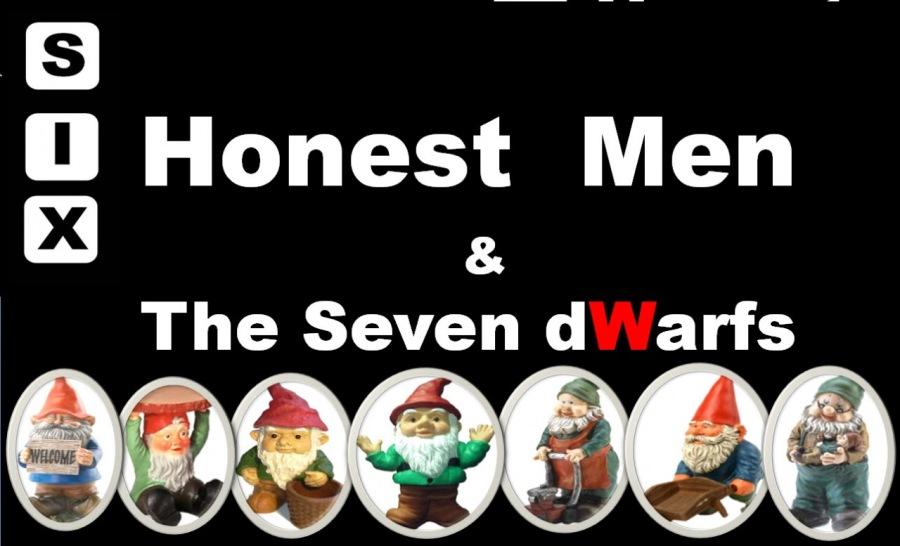 8 0 Honest Men X] &