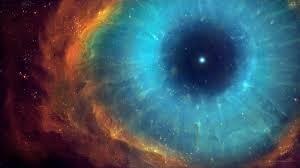 A stillness in the eye of eternity