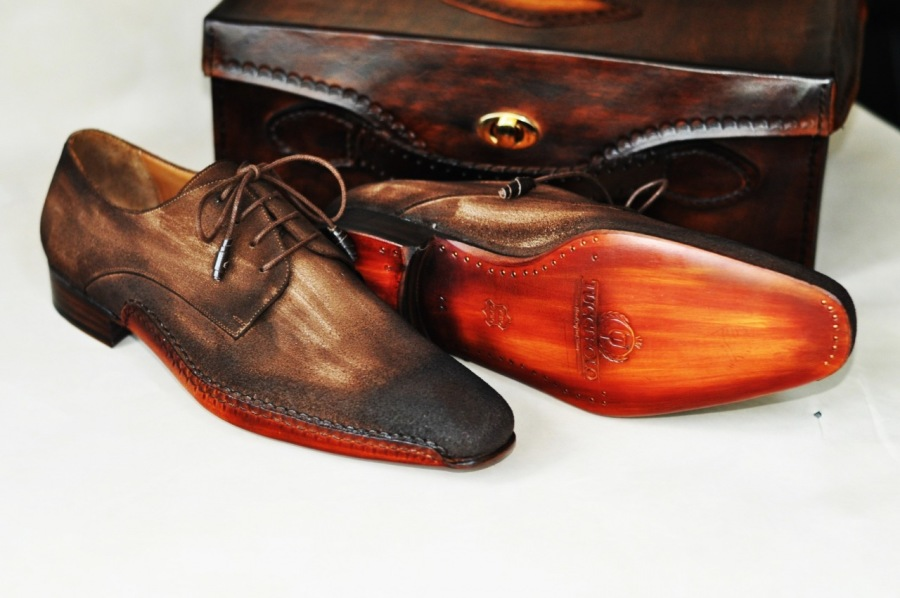 TucciPolo Unveils Made-to-Order Luxury Shoes for Celebrities, NBA Players, Others with Big Feet