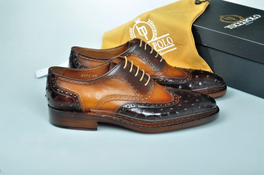 Why handmade shoes are better than their modern machine-made counterparts