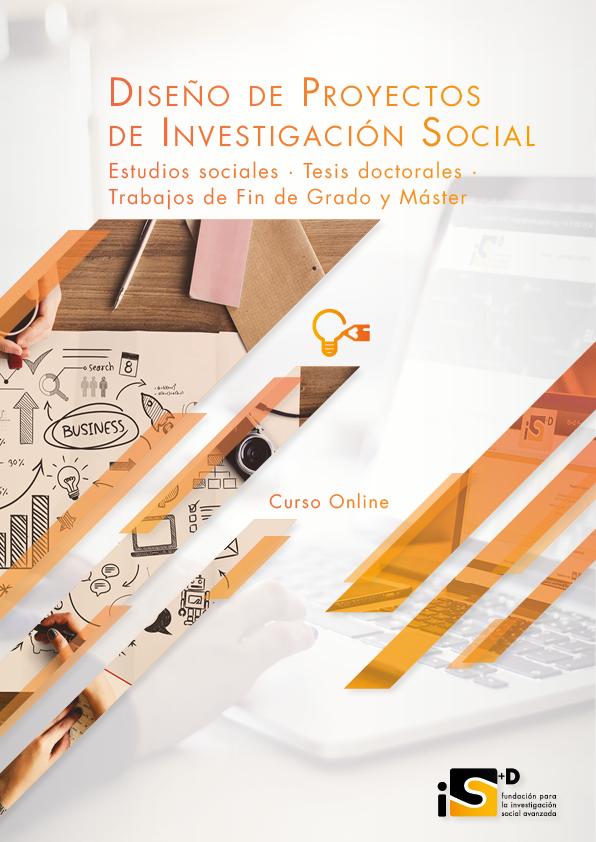 DiseNo pe ProYECTOS DE INVESTIGACION SOCIAL  Estudios sociales - Tes ales       ster  Trabajos de Fin de Gre