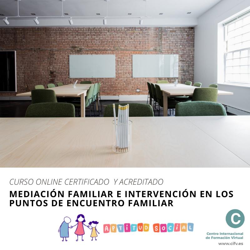 RSO ONL it TIEICADO YA  MEDIACION FAMILIAR E INTERVENCION EN LOS PUNTOS DE ENCUENTRO FAMILIAR  5 800 60 ©