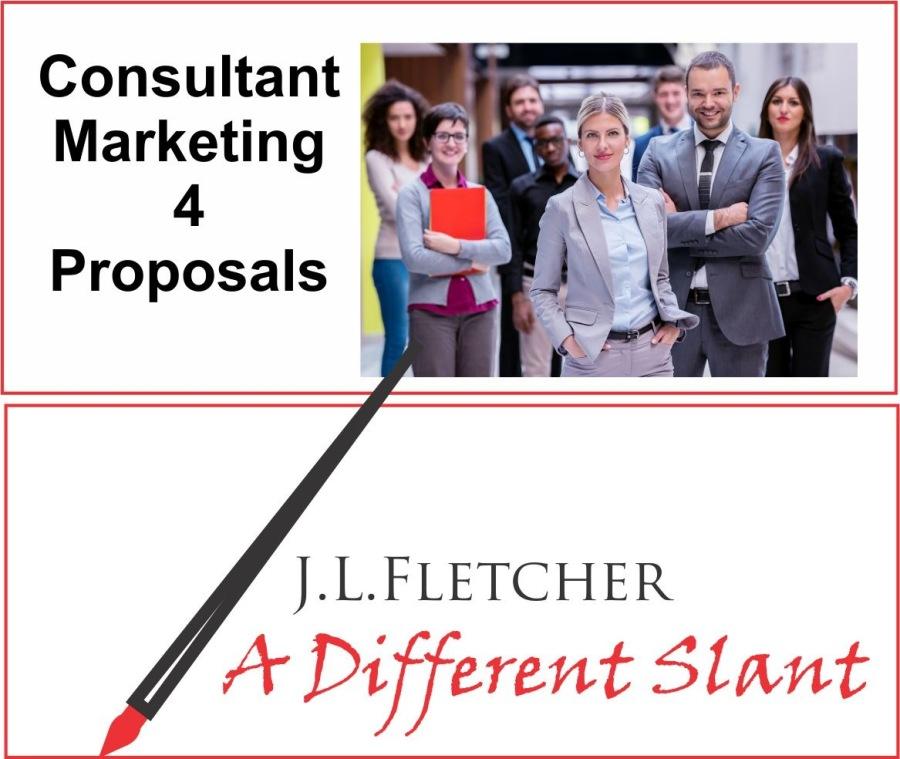Consultant Marketing 4 Proposals