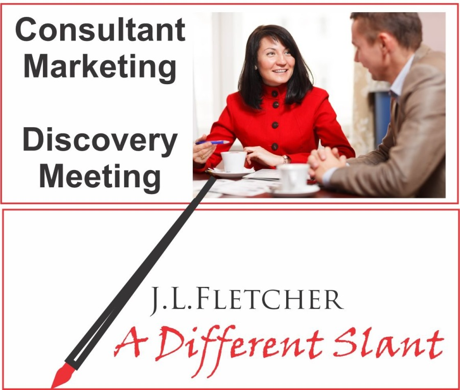 Consultant Marketing Discovery Meeting