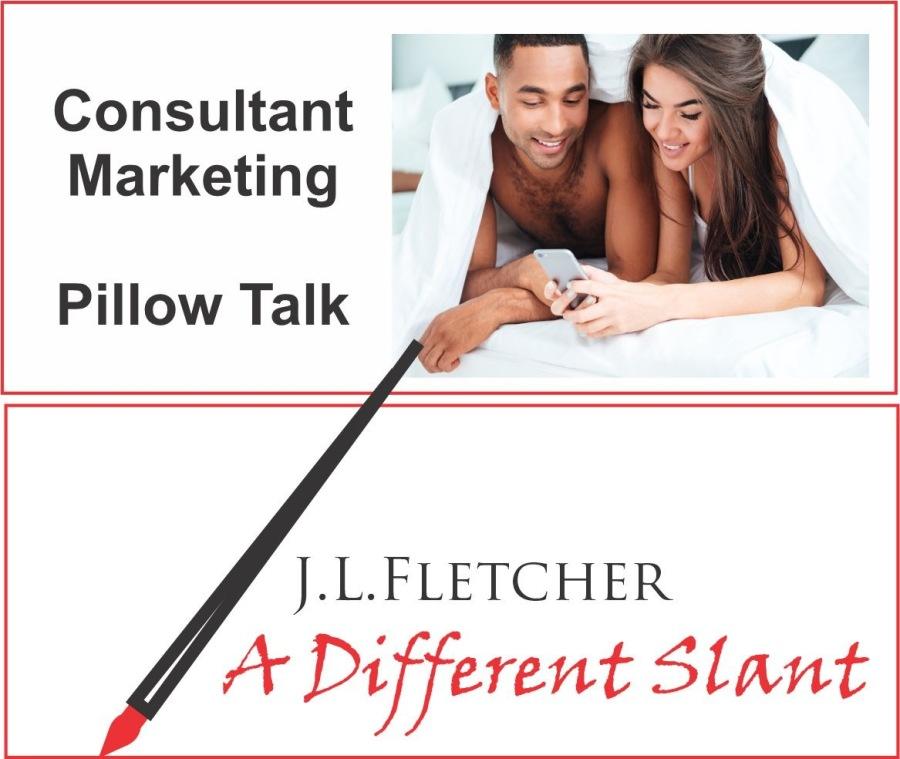 Consultant Marketing Pillow Talk