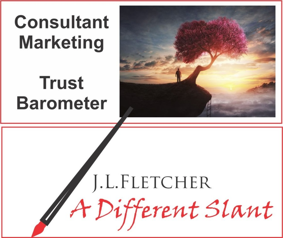 Consultant Marketing Trust Barometer