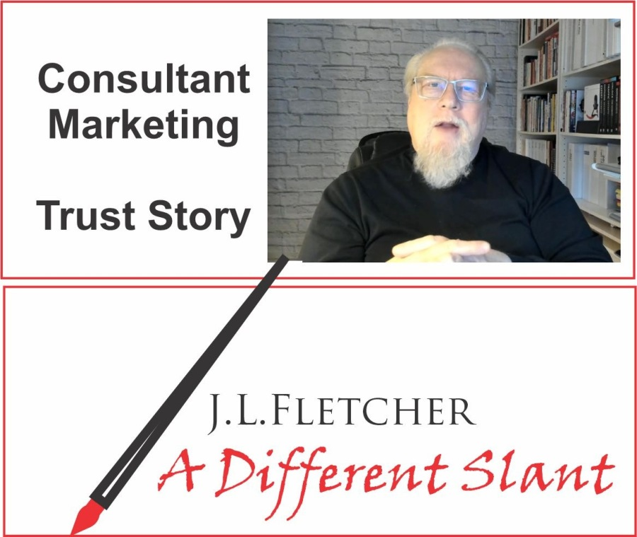 Consultant Marketing Trust Story