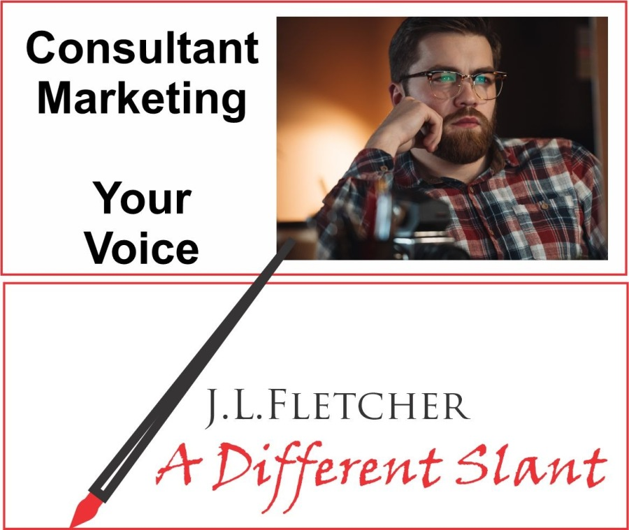 Consultant Marketing Your Voice