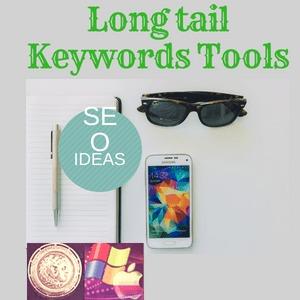 Long tail Keywords Tools