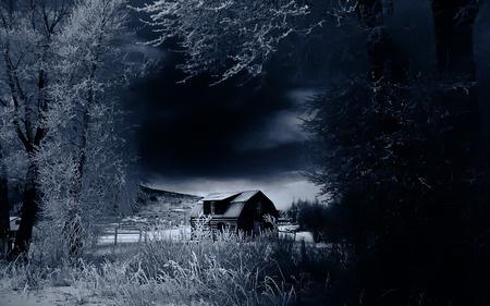 Mercy; a winter tale
