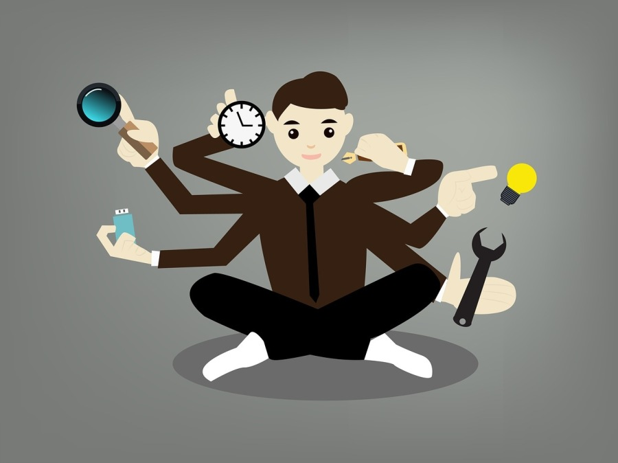 Being Busy vs. Being Productive