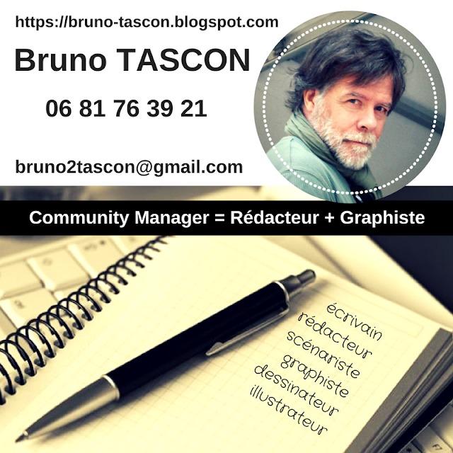 https://bruno-tascon.blogspot.com  Bruno TASCON 06 81 76 39 21                «  bruno2tascon@gmail.com
