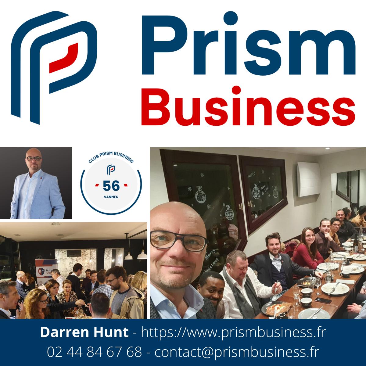 2 Prism  Business     Darren Hunt - https://www.prismbusiness.fr 02 44 84 67 68 - contact@prismbusiness.fr