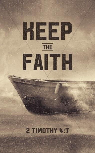 7 WAYS TO KEEP THE FAITH by Lyon Amor Brave